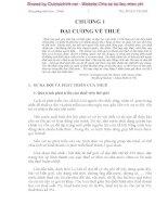 bài giảng môn học về thuế part1 pps