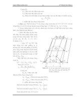 Kỹ Thuật Xây Dựng - Kỹ thuật Thi Công phần 2 doc