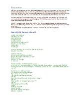 Tuyển tập những câu đố hay - Tập 5