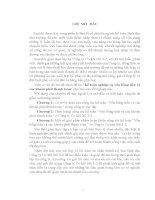 Kế Toán Nghiệp Vụ Vốn Bằng Tiền Và Các Khoảng Phải Thanh Toán phần 1 pptx