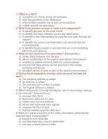 200 câu hỏi thi trắc nghiệm về công nghệ thông tin ppt