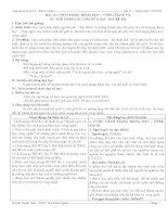 BÀI 10: CÁCH MẠNG KHOA HỌC CÔNG NGHỆ VÀ XU THẾ TOÀN CẦU HÓA