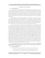 Luận văn: Khảo sát thái độ của sinh viên khóa 8 khoa KT-QTKD đối với việc thực hiện chuyên đề năm ba potx