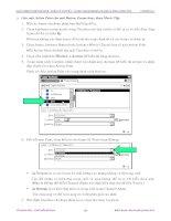 Cách tạo các đoạn movies có thể in ra ngoài part2 doc