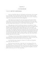 Lý thuyết mật mã - Chương 7 pps