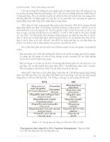 Giáo trình căn bản về mạng máy tính -Lê Đình Danh 2 docx