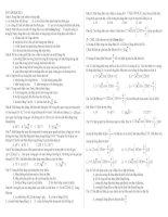 Để học tốt vật lý 12 HK1