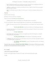 Hướng dẫn sử dụng AutoCAD 14 phần 5 pptx
