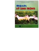 Bệnh ký sinh trùng ở đàn dê Việt Nam - Pgs.Ts.Phan Địch Lân phần 1 pptx