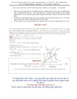 Xuân giải đề thi ĐH Vật lý 2010 câu 6 (không nén)