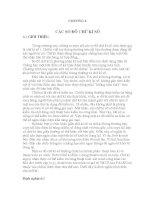 Lý thuyết mật mã - Chương 6 docx