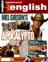 Tạp chí học tiếng Anh Hot English số 66 - www.VoaChip.com pot