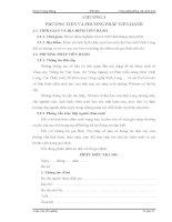 Chương 3: Phương tiện và phương pháp tiến hành nghiên cứu tình hình chăn nuôi heo ở Vĩnh Long ppsx