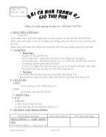 giáo án ngữ văn 7 tuần 11-20