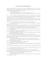 Chương trình ôn tập hóa vô cơ 12