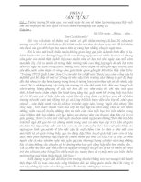 Những bài làm văn hay Lớp 9 (Ôn thi THPT)