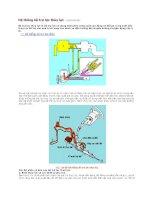 Hệ thống lái trợ lực thủy lực potx