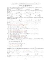 Ôn tập vật lý 12- Con lắc lò xo pptx