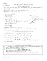 Chuyên đề: Hình học giải tích trong không gian pps