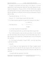 Luận văn tốt nghiệp-công tác quản lý tiền lương tại xí nghiệp Ngầm part5 ppt