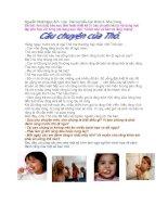 bài chăm sóc và bảo vệ răng