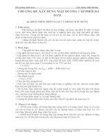 Chương 3: Xây dựng mặt đường cấp phối đá dăm pps