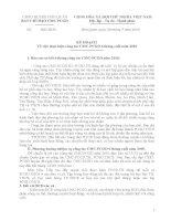 Kế hoạch thực hiện công tác CMC-PCGD 6 tháng cuối năm