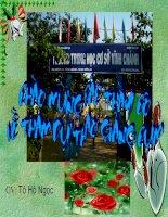 LUA CHON TT TU TRONG CAU (09-10)