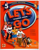 oxford - lets go 5 students book 3rd edition