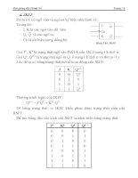 [Điện Tử] Hệ Thống Đếm Cơ Số, Đại Số Boole phần 6 pot