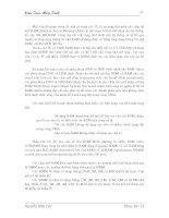 Giáo Trình Kiến Trúc Máy Tính - Nguyễn Hữu Lộ phần 3 docx