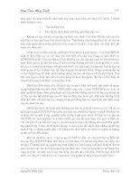 Giáo Trình Kiến Trúc Máy Tính - Nguyễn Hữu Lộ phần 10 potx