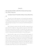 Chương III Một số giải pháp hoàn thiện các hình thức trả lương trả thưởng ở công ty dịch vụ Hưng Long pptx