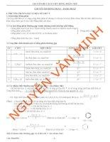 Chuyên đề: Đồng phân - danh pháp potx