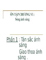 on tap song anh sang