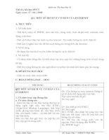 Tiết 61,62 - Bài 22 Một số dịch vụ cơ bản của Internet