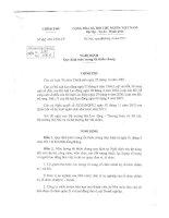 Nghị định 22/2011 - Mức lương tối thiểu chung pps