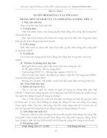 TiÕt 11: Bµi 4   QuyÒn b×nh ®¼ng cña c«ng d©n  trong mét sè lÜnh vùc cña ®êi sèng x• héi ( tiÕt 3)