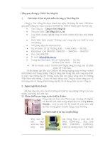Báo cáo công ty : Tân Hồng Hà part 1 pdf