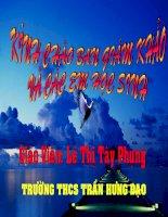 BAI 24-PHAN LON NUOC VAO CAY DI DAU (bài HGH)