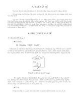 Phương pháp dạy cấu trúc if - then