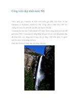 Công viên đẹp nhất nước Mỹ pdf