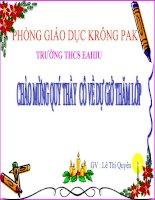 bai 31: thuc hanh doc ban do dia hinh vn