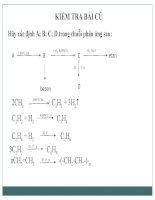 Bài 39. Dẫn xuất halogen của hidrocacbon