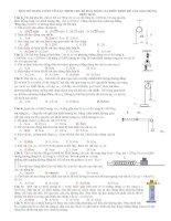 Bài toán va chạm và điều kiện để vật dao động điều hòa