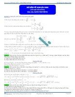 các dạng bài tập về con lắc đơn (1)