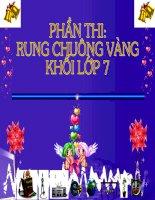 rung chuong vang moi nhat 26-3