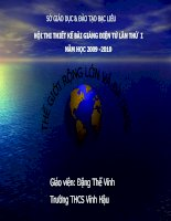 Thế giới rộng lớn và đa dang