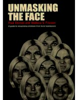 Unmasking the face   paul ekman