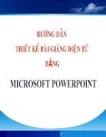 HUONG DAN KY NANG POWERPOINT